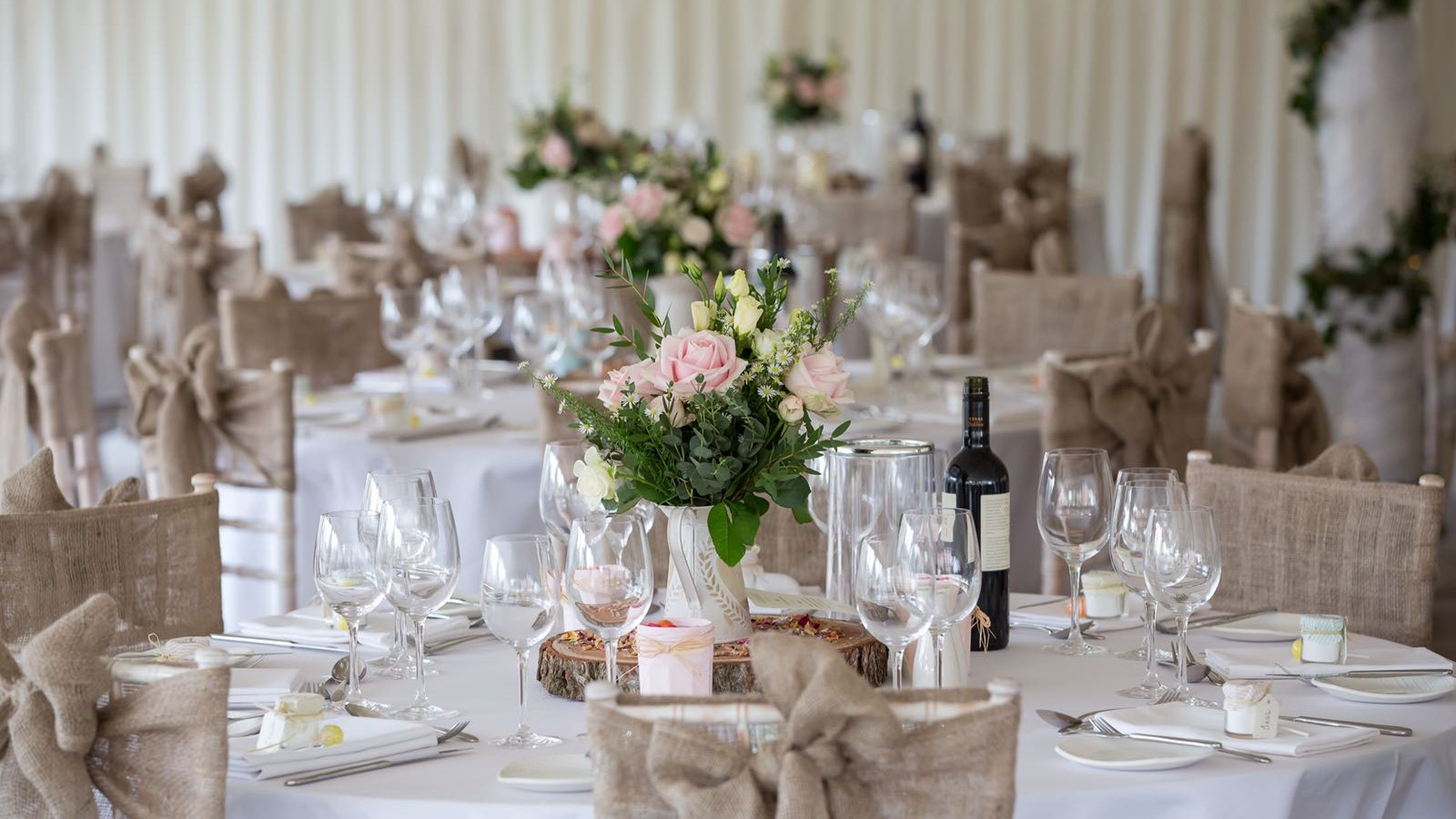 Wedding Dorset Florist