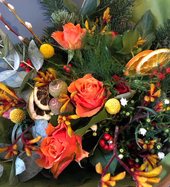 Christmas Spice Bouquet