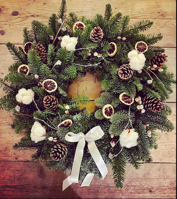 Wreath Snowflake