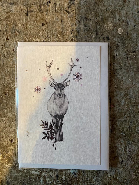 Card Stag