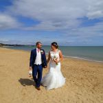 Bride and Groom Beach