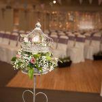Crown Hotel Blandford Bird Cage Flowers