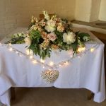 Dressed Wedding Table