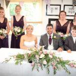 Wedding Flowers Crown Hotel Blandford