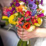 Spring Bright Brides Bouquet