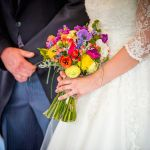 Bright Brides Bouquet