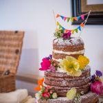 Cake Flowers Crown Hotel Blandford Poppies