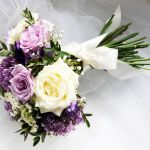 Wedding Flowers Purple