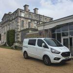 Van Wedding Delivery
